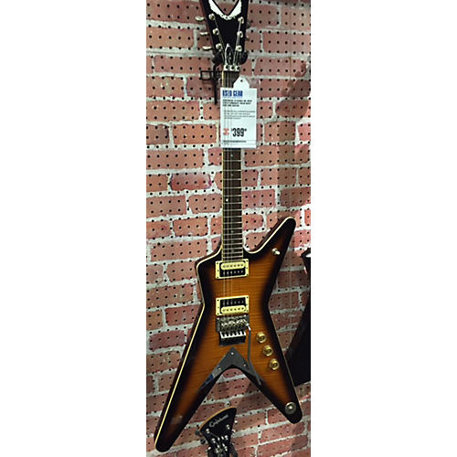 Dean 79 Series ML With Floyd Solid Body Electric Guitar-thumbnail