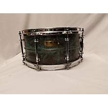 Pork Pie 7X13 BRASS PATINA Drum