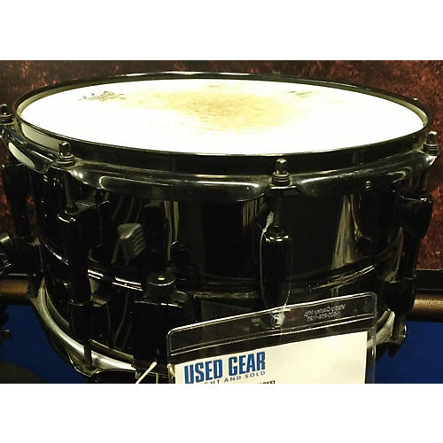 OCP 7X13 Black Nickel Over Brass Drum