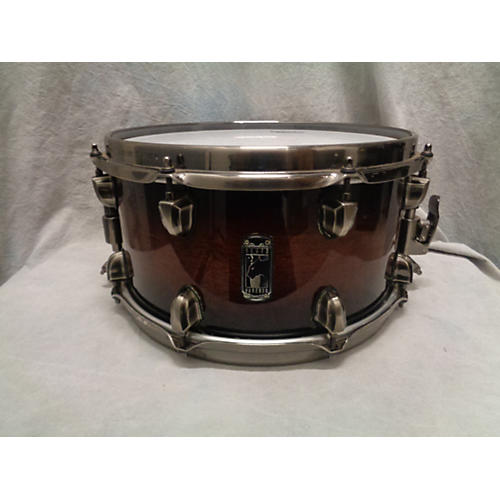 Mapex 7X13 Black Panther Blaster Drum 2 Tone Sunburst 16