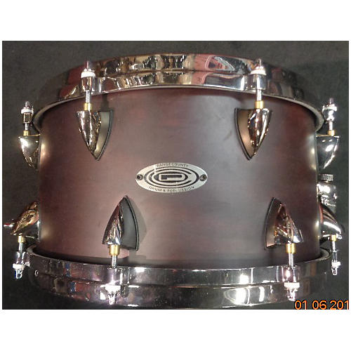 Orange County Drum & Percussion 7X13 CHESTNUT ASH Drum-thumbnail
