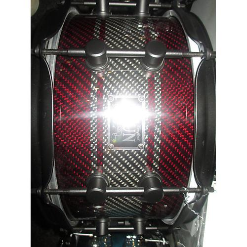 Spaun 7X13 Carbon Fiber Snare Drum