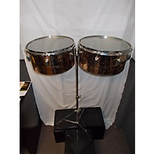 Ludwig 7X13 Copper Timbale Set Drum