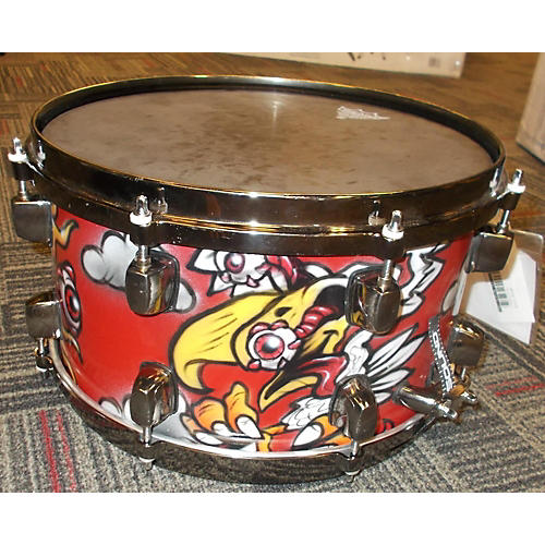 Ddrum 7X13 Custom Maple Shell Snare Drum-thumbnail