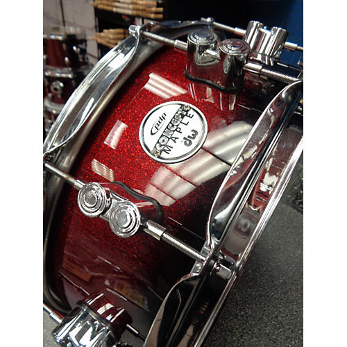 Ddrum 7X13 Dominion Maple Snare Drum-thumbnail