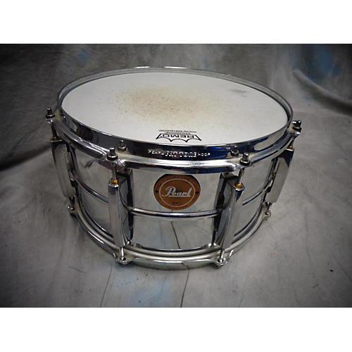 Pearl 7X13 Ltd Edition Drum Chrome 16