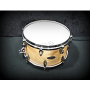 Orange County Drum & Percussion 7X13 Maple Natural Ash Drum