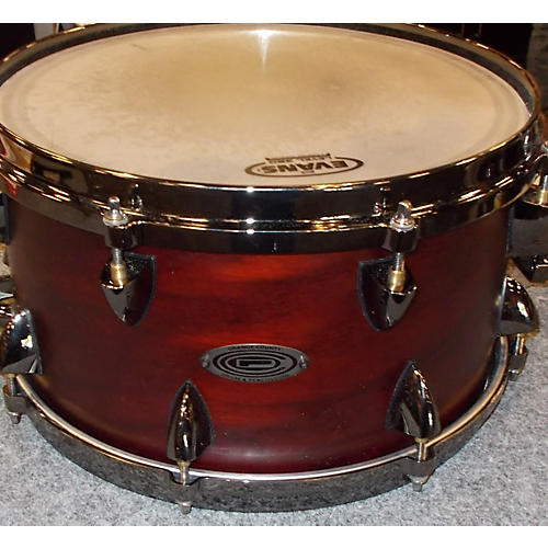Orange County Drum & Percussion 7X13 Maple Snare Chestnut Drum