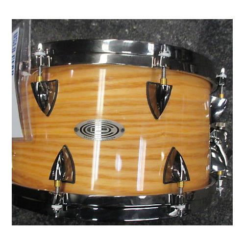 Orange County Drum & Percussion 7X13 NATURAL ASH Drum