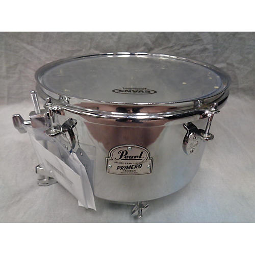 Pearl 7X13 Primero Timbale With Mounting Clamp Drum