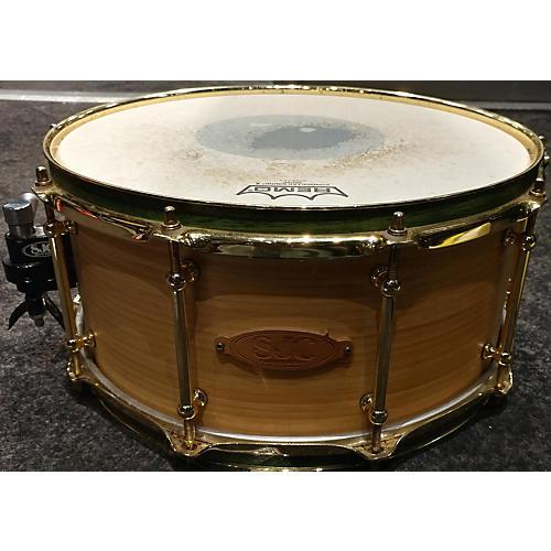 SJC 7X14 BAMBOO SNARE Drum
