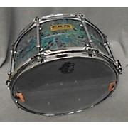 Pork Pie 7X14 Brass Pitina Drum