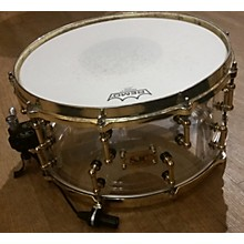 "SJC 7X14 CUSTOM 1/2"" ACRYLIC Drum"