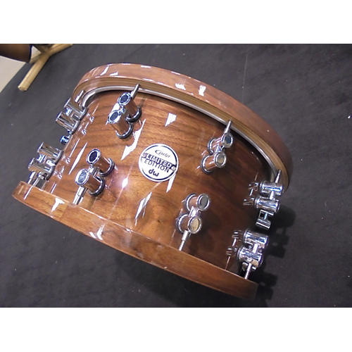 PDP by DW 7X14 LIMITED EDITION WALNUT HOOPS Drum