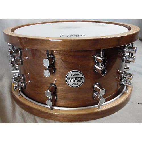 PDP 7X14 LTD LIMITED EDITION MAPLE/WALNUT Drum