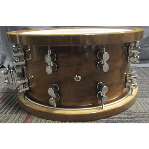 PDP by DW 7X14 Limited Edition Dark Stain Maple Drum