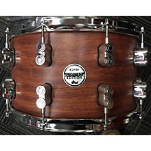 PDP by DW 7X14 Limited Edition Maple Bubinga Drum