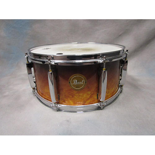 Pearl 7X14 Limited Edition SST Drum Natural 17