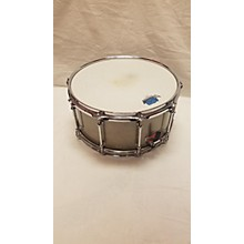 Taye Drums 7X14 Mahogany Walnut Champane Finish 7x14 Drum