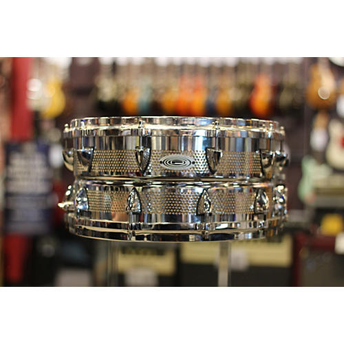 Orange County Drum & Percussion 7X14 Micro Vent Snare Drum-thumbnail