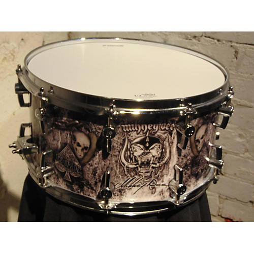 Sonor 7X14 Mikkey Dee Snare Drum-thumbnail