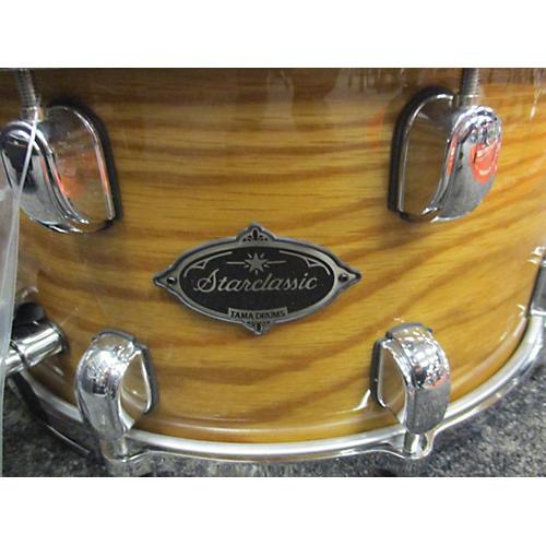 Tama 7X14 Starclassic Performer Snare Drum NATURAL BIRCH BUBINGA 17
