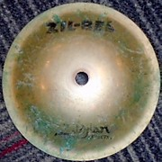"""Zildjian 7in 7"""" Zilbel Cymbal Cymbal"""