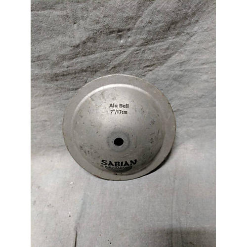 Sabian 7in ALU BELL Cymbal-thumbnail