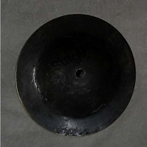 Stagg 7in BM-B7H Black Metal Bell Cymbal-thumbnail