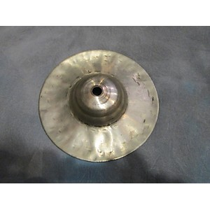 Pre-owned Wuhan 7 inch Bell Cymbal by Wuhan