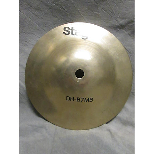 Stagg 7in Dh-b7mb Cymbal
