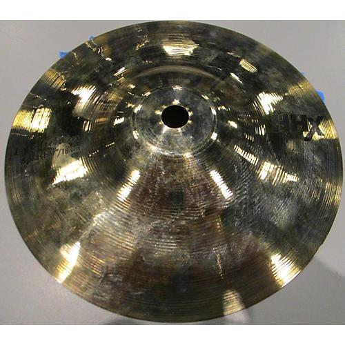 Sabian 7in HHX Evolution Splash Brilliant Cymbal