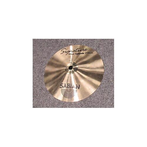 Sabian 7in Max Stax High Splash Cymbal-thumbnail