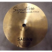 Sabian 7in Mike Portnoy Signature Max Splash Cymbal