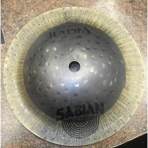 Sabian 7in RADIA CUP CHIME Cymbal