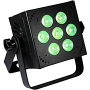 Blizzard 7x 10-watt RGBW Quad-Color (4-in-1) LED's