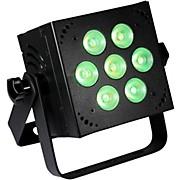 Blizzard 7x 10-watt RGBW Quad-Color (4-in-1) LED's
