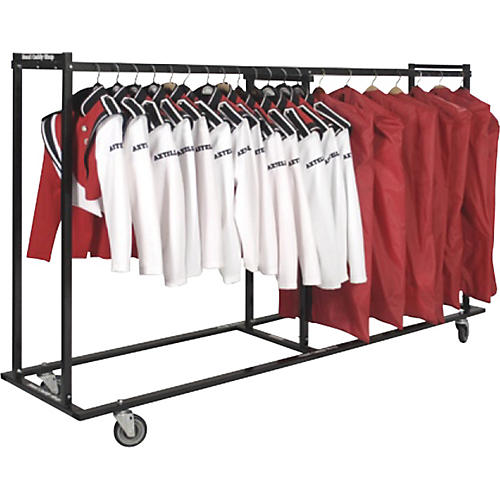 Band Caddy 8 Foot Side by Side Uniform Caddy-thumbnail