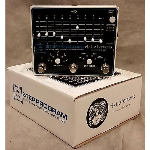 Electro-Harmonix 8 STEP PROGRAN ANALOG SEQUENCER Pedal