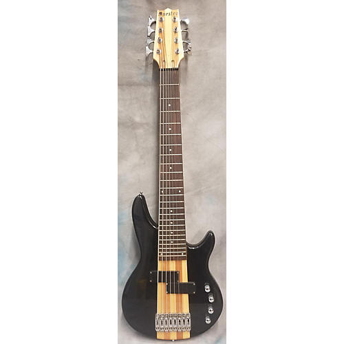 Maestro 8 STRING NECK THRU BASS Electric Bass Guitar