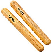 "Tycoon Percussion 8"" Siam Oak Claves"