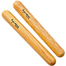"""Tycoon Percussion 8"""" Siam Oak Claves"""