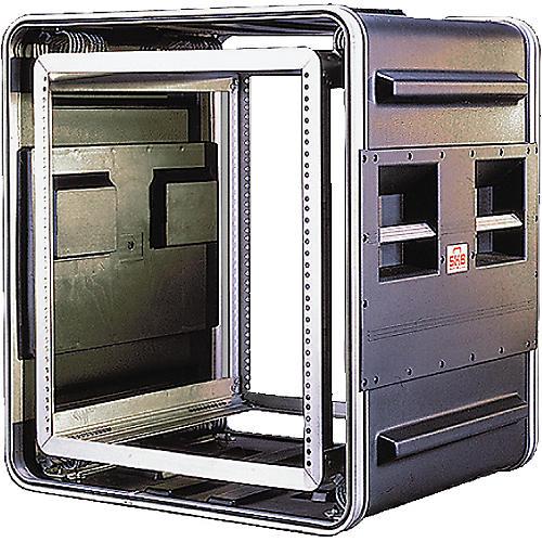 SKB 8-Space Shockmount Rack Case-thumbnail