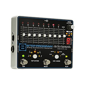 Electro-Harmonix 8-Step Program Analog Expression Sequencer Guitar Effects ... by Electro Harmonix