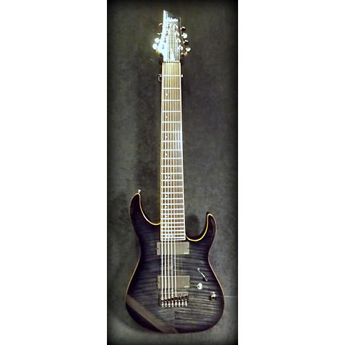 Schecter Guitar Research 8 String Prototype Solid Body Electric Guitar-thumbnail