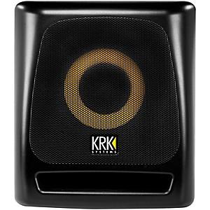 KRK 8 inch Studio Subwoofer 120V by KRK