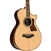 Taylor 800 Deluxe Series 812ce 12-Fret Grand Concert Acoustic-Electric Guitar