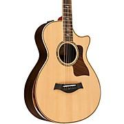Taylor 800 Deluxe Series 812ce DLX 12-Fret Grand Concert Acoustic-Electric Guitar
