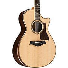 Taylor 800 Deluxe Series 812ce Grand Concert Acoustic-Electric Guitar
