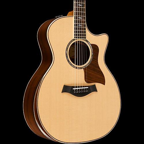 Taylor 800 Deluxe Series 814ce DLX Brazilian Grand Auditorium Acoustic-Electric Guitar
